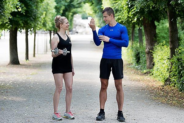 Fitness Training Wien